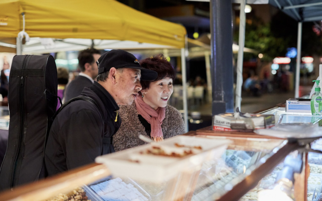 Mobile Vending and Outdoor Markets Feasibility Study
